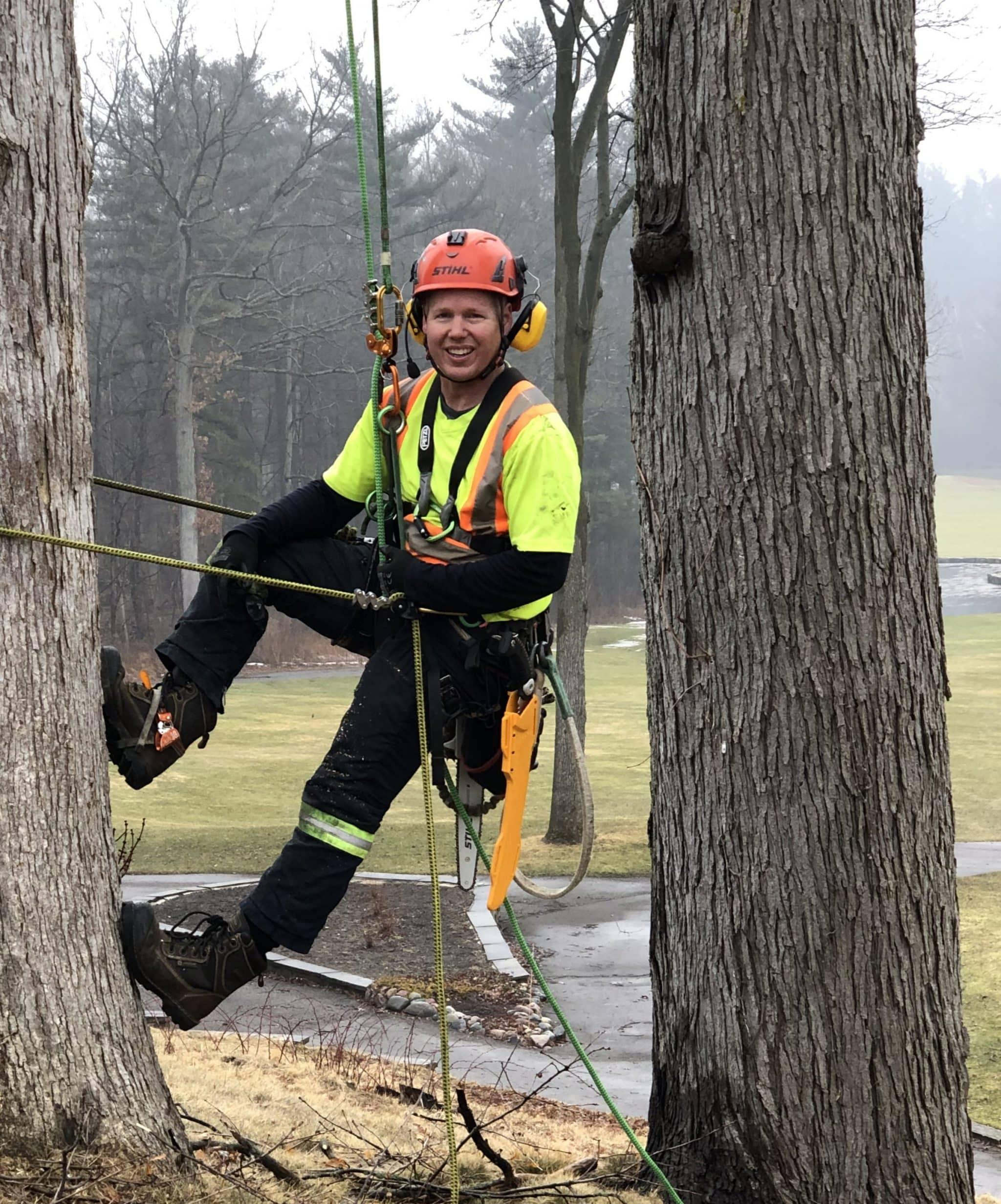 Tim Kostendt – Tim's Tree Trimming & Removal Ltd.