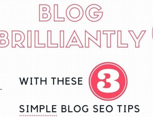 Optimize Your Shareable Content with Blog SEO in 3 Simple Steps