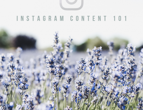 How to Define Your Brand Aesthetic with Original Instagram Content